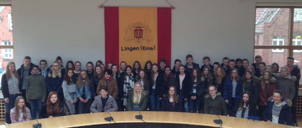 Rathaus Lingen 01