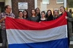 Schüleraustausch Bolsward in Lingen 2016