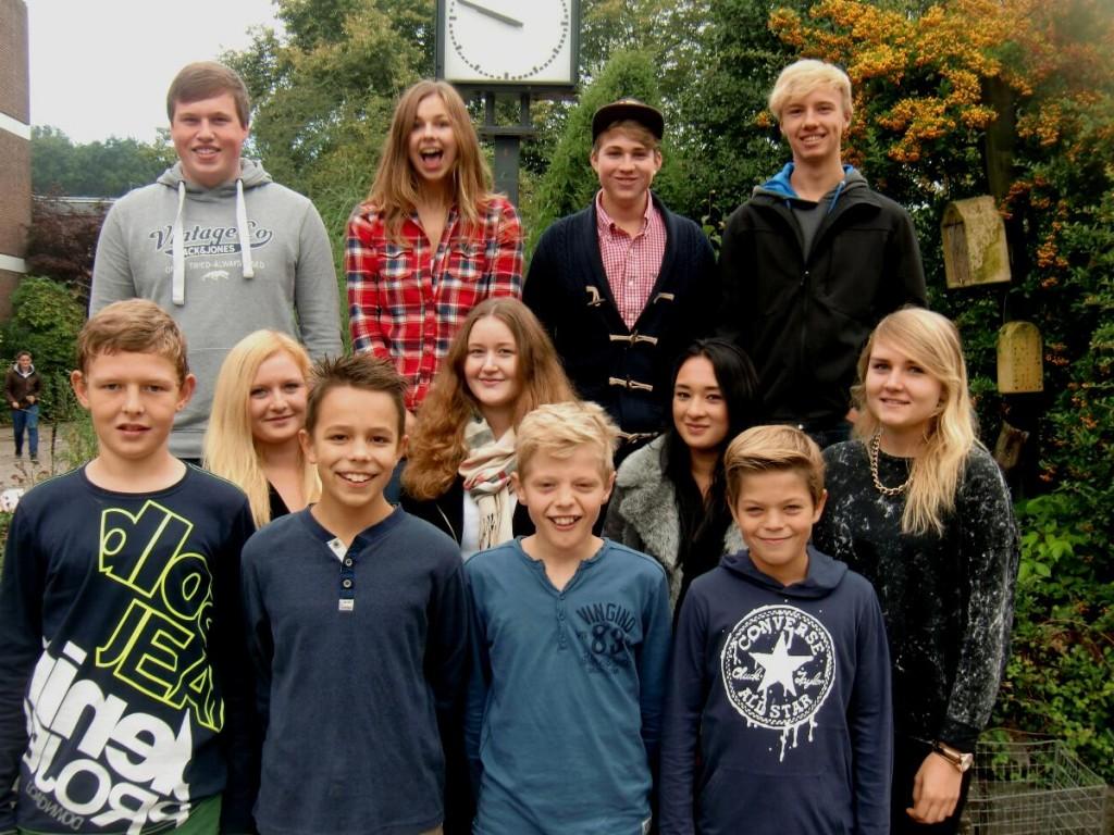 Schülervertretung 2013-14