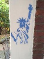 Schablonengraffiti 07