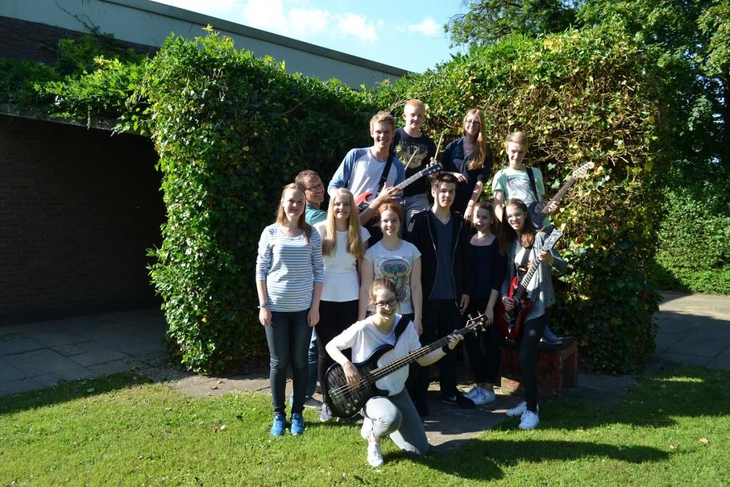 Schulband 2015-16 - 01
