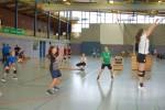 Schulinternes Volleyballturnier 2015 - 06