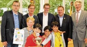Schulschach-Stadtmeisterschaften 01