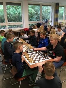 Schulschach-Stadtmeisterschaften 03