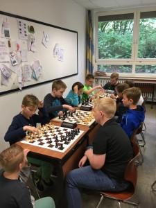 Schulschach-Stadtmeisterschaften 04