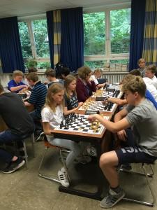 Schulschach-Stadtmeisterschaften 07
