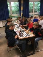 Schulschach-Stadtmeisterschaften 08