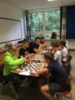 Schulschach-Stadtmeisterschaften 09
