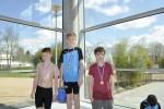 Schulschwimmfest 2015 - 05 - Siegerehrung Brustschwimmen (Jg. 2002)