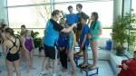 Schulschwimmmeisterschaften 2017 - Staffelehrungen 02