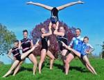 Sportakrobatik-Talente des KTV Lingen