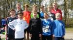 Team Jungen WK IV Leichtathletik
