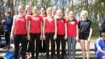 Team Mädchen WK II Leichtathletik