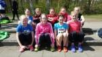 Team Mädchen WK IV Leichtathletik