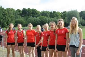 Team WK III Mädchen