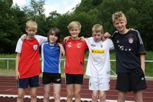 Team WK IV Jungen