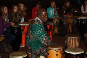 Trommelworkshop 2013 - 01