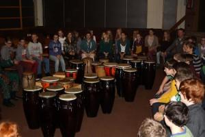 Trommelworkshop 2013 - 02
