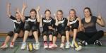 Volleyball-Schulmannschaft WK IV