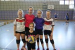 Volleyballturnier 2016 Klassen 5-8 - 11