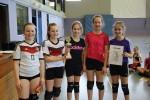 Volleyballturnier 2016 Klassen 5-8 - 36