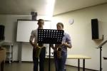 Vorspielabend der E-Kurse Musik 01