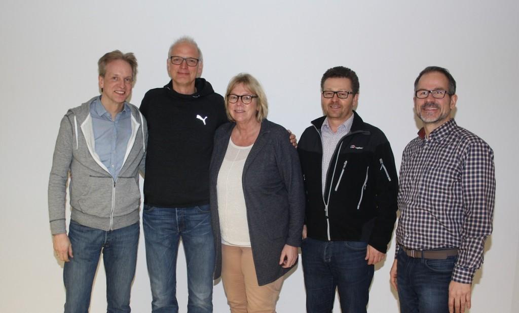 Vorstand Förderverein 2017