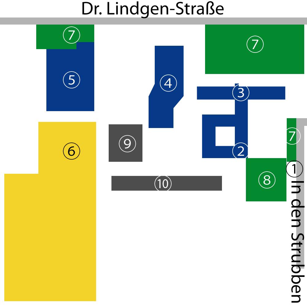 Räume und Schulgelände